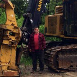 John Whyte of Whyte's Logging